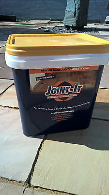 Joint it Easy All Weather Paving Pointing Grout Mortar Compound 20Kg Air Drying