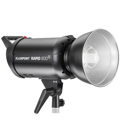 Flashpoint Rapid 600 HSS R2 2.4GHz Monolight #RAPID-600B