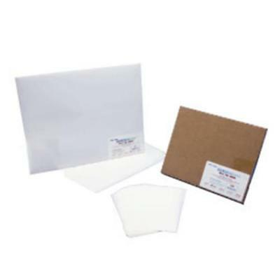 """Dry Lam Colortac Dry Mounting Tissue, 8x10"""", 25 Sheets #E0810-2"""