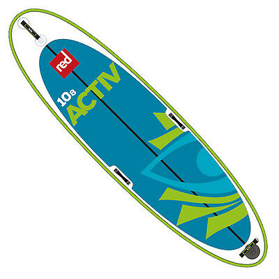 "Red Paddle Co Activ 10'8"" MSL Inflatable SUP Board"