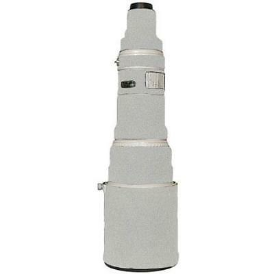 LensCoat Lens Cover for the Canon 600mm f/4.0 IS Lens - White (cw) #LC600CW