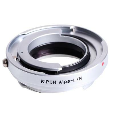 Kipon Alpa Lens to Leica M Camera Lens Adapter #KP-LA-LCM-AL