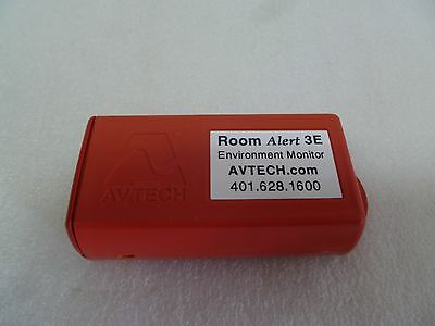 AVTECH Room Alert 3E ENVIRONMENT MONITOR RA3E-130339
