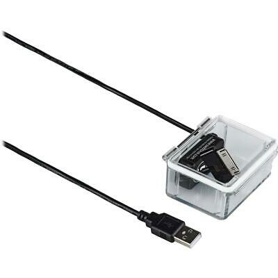 Core SWX 10' Battery Eliminator USB Cable with Backdoor Case for GoPro HERO4