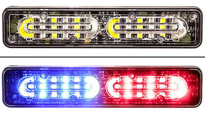 Code 3 - Mr6 - Compact Exterior Led Warning Lights