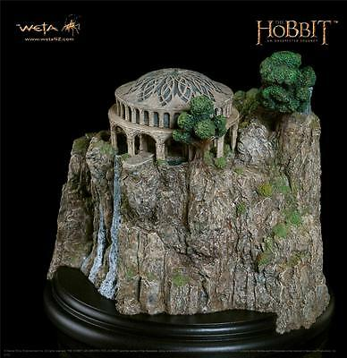 WETA Collectibles The Hobbit WHITE COUNCIL CHAMBER Environment Statue IN STOCK