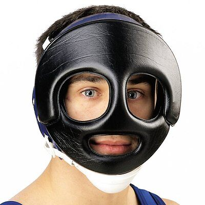 Cliff Keen Face Guard With Chin Cup
