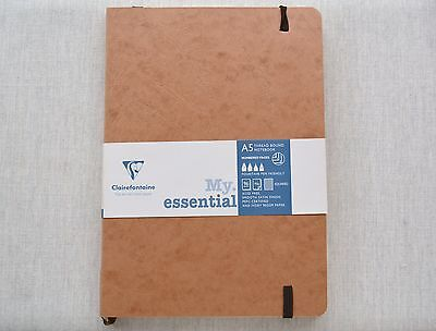 Cuaderno notebook Clairefontaine Age Bag My essential A5