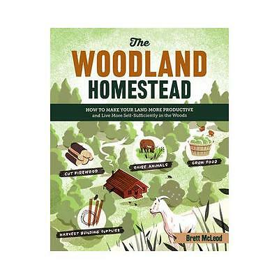 The Woodland Homestead by Brett McLeod (Paperback, 2015)