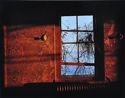 Stephen Wilkes Ellis Island #3 Photo Print 27x41cm Window Study Recreation Room