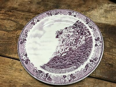 Gorgeous New Hampshire Plate Old Man Of The Mountain