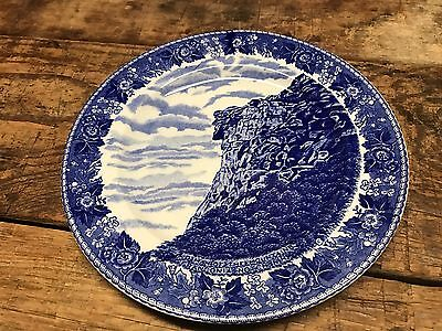 Beautiful New Hampshire Plate Old Man Of The Mountain