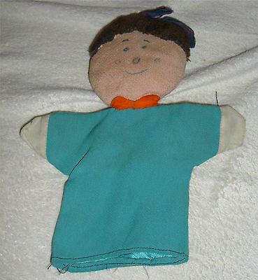 Vintage 'Florence' Hand Puppet from The Magic Roundabout