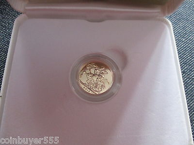PRINCE GEORGE 2013 Royal Birth Sovereign – ONLY 2013 STRUCK