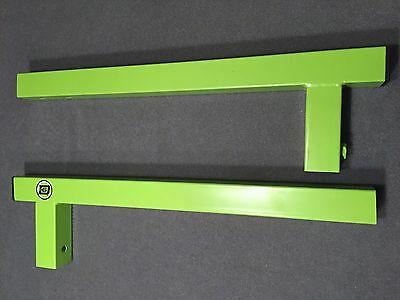 """D6 Sports Grind Rail 56"""" PARTS MISSING! --NO HARDWARE INCLUDED! ONE LEG MISSING!"""