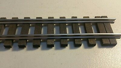"American Flyer Straight Track 36"" New 10 Pices, Looks New From Store Wood Ties"