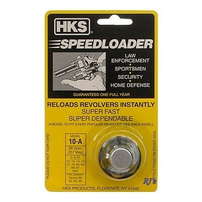HKS Speed Loader 10-A .38 / .357 Magnum S&W Taurus K