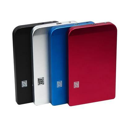 """USB 3.0 / 2.0 SATA 2.5"""" Hard Disk Drive HDD SSD External Shell Case with Cable"""
