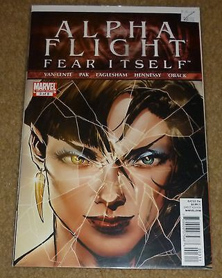 Alpha Flight #3 (October 2011, Marvel)