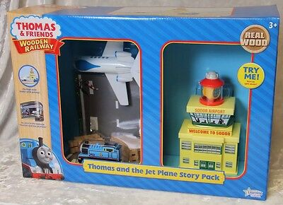 Thomas and the Jet Plane Story Pack (LC99597) Retired/Rare!