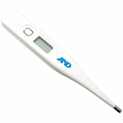Medical Baby Adult LCD Digital Thermometer Underarm Mouth Body Temperature New