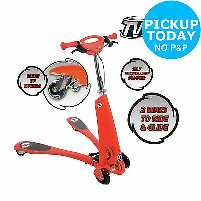 Twista X-Red Scooter. From the Official Argos Shop on ebay