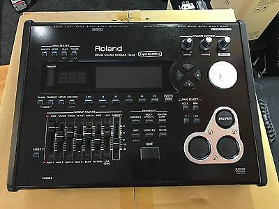 Roland TD-30 SuperNATURAL V-Drum Sound Module inc Warranty