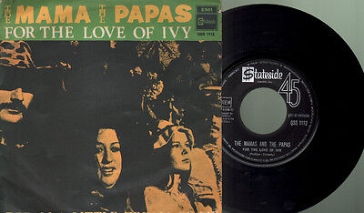 Mamas & papas - For the love of ivy/Dream a little dream of me