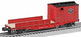 Lionel 6-81886 O SP RailSounds Boom Car /Legacy