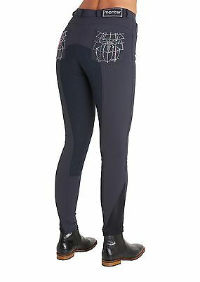 *SALE* Montar Louise Spider Full Seat Breeches - RRP £109.95