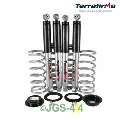 "Discovery 2 Air To Coil Spring Conversion Kit 2"" Lift TERRAFIRMA - TF230"