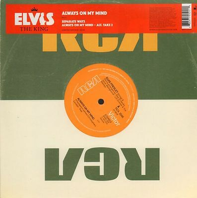 "Elvis Presley(Ltd. Ed 10"" Vinyl)Always On My Mind 16/18-RCA-RCA 2046-EU-M/M"