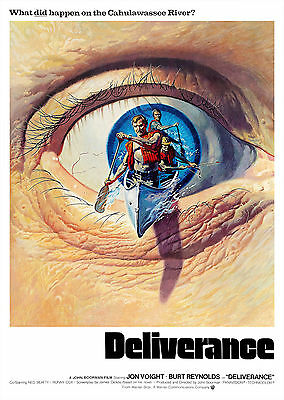 Deliverance (1972) V2 - A1/A2 POSTER **BUY ANY 2 AND GET 1 FREE OFFER**