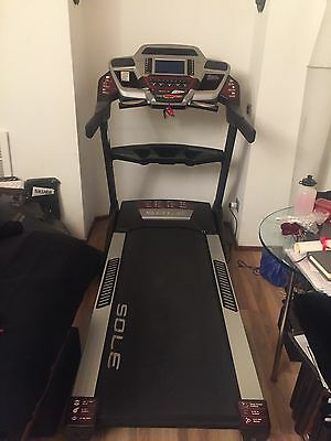 tapis roulant elettrico SOLE Fitness F85