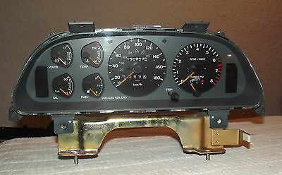 1989 Ford Probe Gt Turbo 89-92 Analog,mph,120Mph, Cluster Speedometer