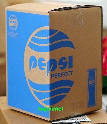 Pepsi Perfect Back To The Future 2 Bottle - limited edition Brand New