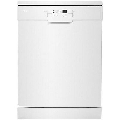 John Lewis White dishwasher JLDWW1203