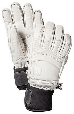 Hestra Leather Fall Line Gloves 2016 Off White