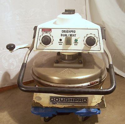 Proprocess DoughPro Tortilla Pizza Press DP2000