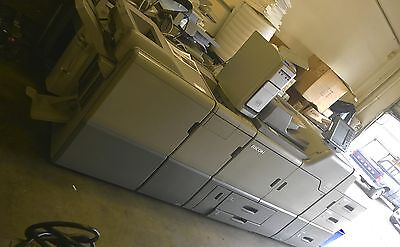Ricoh PROC651ex C651ex C651 651 color copier - 65 ppm color - low meter