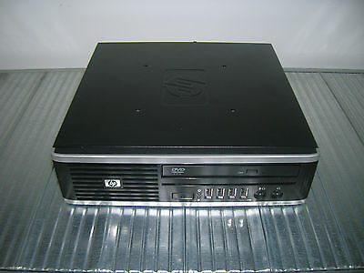 HP Compaq 8000 Elite Core2 Duo 3.0ghz Win 7 Pro COA No HD No P/S No Memory