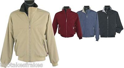 Tattini Bomber Jacket Coat Top Mens Quality Beige Blue Green XS S M L Bnwt New
