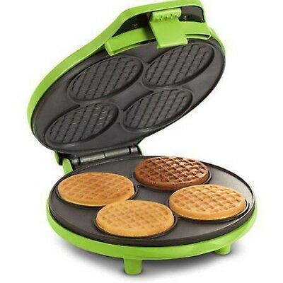 Bella Ice Cream Sandwich Maker, Green, With Instructions, Recipe Guide, Mint!!!