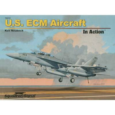 NEW Squadron/Signal U.S. ECM Aircraft In Action Softcover 10233