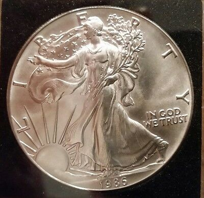 Usa: 1 Dollar 1986 - 2016, American Eagle, Mint State Your Choice The Buyer's)