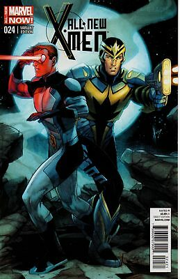 ALL NEW X-MEN #24 DALE KEOWN 1:50 VARIANT (All New Marvel Now 2014 1st Print)