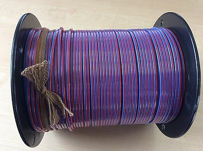 TEW&C Thermocouple Wire PVC Insulated to 221°F Extruded Rip Cord - 1,000 Ft Roll
