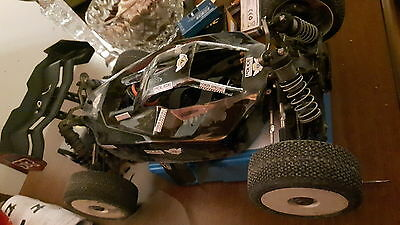 Buggy rc 1/8 losi 8t  E 2.0