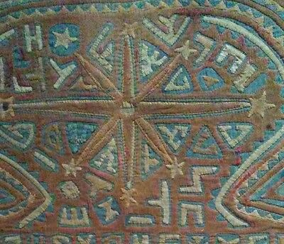 8 Pointed Star with ancient Markings  And Numbers