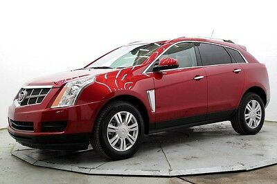 2016 Cadillac SRX AWD Luxury AWD 3.6L Nav Htd Seats Driver Awareness Pwr Sunroof Bose Must See and Drive Save